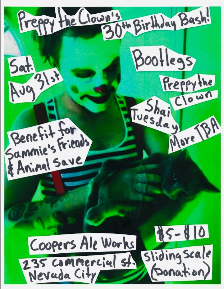 8-31 Preppy poster